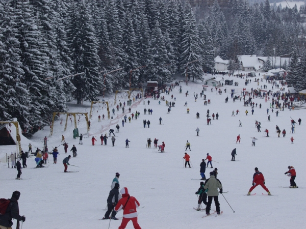 Poiana Brasov Pictures Poiana Brasov is One of The
